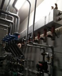 Biogas <br />Heizverteiler